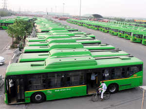 In order to ensure safety of women in public transport, the AAP government has decided to hire 200 private security guards.