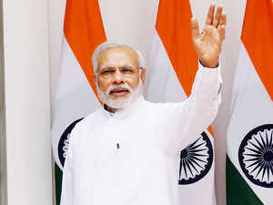 """""""The mantra of unity should always be the medium of our thinking, our behaviour and expression,"""" Modi said in his monthly radio programme."""