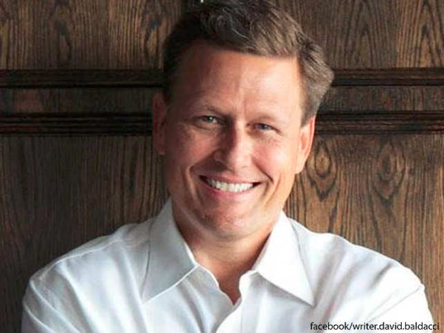 David Baldacci fans have something to cheer as the celebrated American crime writer is eager to pen a novel with an India setting.