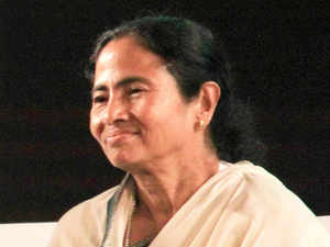 """Even as PM Modi addresses an election rally in Bihar, Mamata appealed to the voters to bring back Nitish Kumar to power for """"greater need""""."""