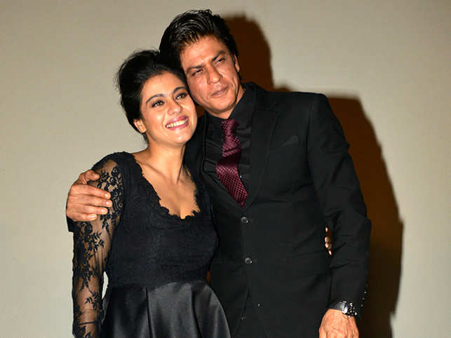 "Reuniting with Kajol after five years in ""Dilwale"", the actor says that he misses working with her in all his movies as she is magical on-screen. (Getty Images)"