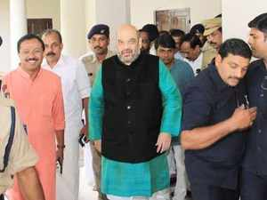 Cooperation with SNDP was seen as the success mission of BJP President Amit Shah who visited the state about five times in the last one year.