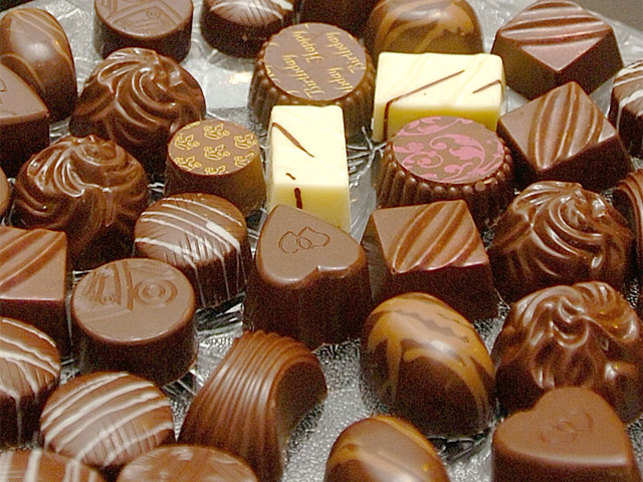 Chocolate topped the list followed by favorites such as ice cream, French fries, pizza and cookies. (Image: BCCL)