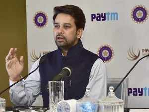 """""""The atmosphere right now is not conducive for cricket to be played between the two countries. Pakistan government should talk to Indian government first."""""""