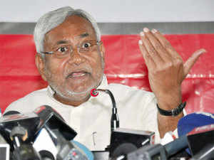 "Nitish Kumar hit back dubbing Modi an ""autocrat"" and said he and BJP chief Amit Shah have been rattled by feedback of an imminent defeat in the Bihar Assembly polls"