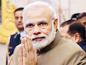 PM's announcement of doing away with the requirement of interviews for lesser non-gazetted central government jobs from January 1 today drew accusations of violation of the model code for elections.