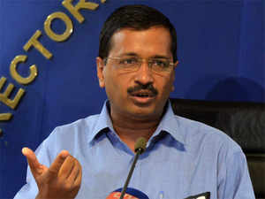 """Delhi CM Arvind Kejriwal on Sunday evening said he was a """"staunch Hindu"""" and a """"vegetarian"""" who considers cow as a """"mother""""."""