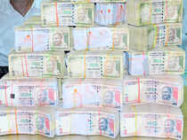The rupee depreciated by 17 paise to 65 against the US dollar in early trade on Monday in line with a fall seen in many other Asian currencies, following a 25-basis points rate cut by the Chinese central Bank on Friday.