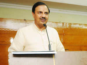"""Seeking industry cooperation, Sharma said """"how best it can be explored so that it becomes a strength of tourism industry in the country."""""""
