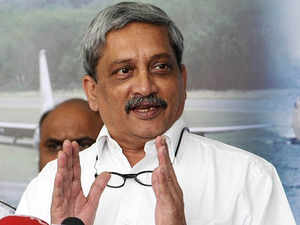 Parrikar said that a new maritime strategy document has been prepared by the Indian Navy as the challenges have grown since the last time the strategy document came out.