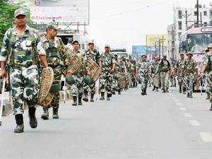 Curfew was today relaxed for four and half hours even as tension continued to prevail in violence-hit Sridungargarh here, an official said.