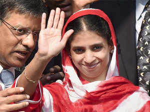 The Ministry had asked it to collect samples for DNA test to confirm if Janardhan Mahato, who claims that Geeta is his first born Heera, is indeed her father.