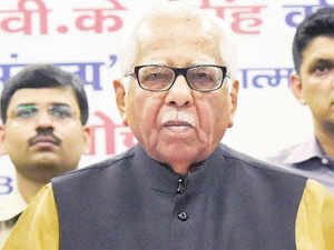 """""""Communal disturbances which are happening are due to bad law and order sitaution,"""" Naik had said in Jalaun."""