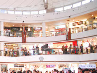 Delhi's Select Citywalk – the local home to international fashion brands such as H&M, Gap and Zara – is looking to hire a CTO.