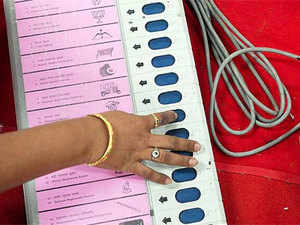 The high-voltage campaigning for the third phase of Bihar polls ended today during which the rival contenders for power locked horns over the contentious issue of reservation, largely putting aside their development plank