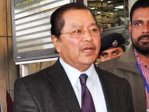 Mizoram chief minister Lal Thanhawla.