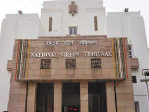 The National Green Tribunal has sought the response of Ministry of Environment and Forests (MoEF) and Uttar Pradesh government among others on a petition challenging the construction of upcoming Noida-Greater Noida metro line