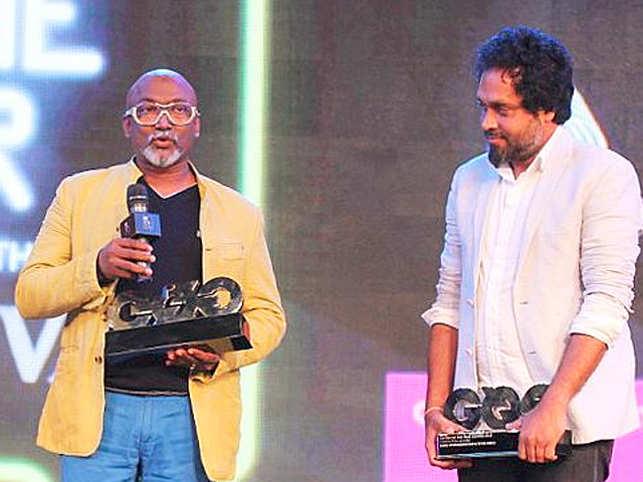 Bose Krishnamachari and Riyas Komu.