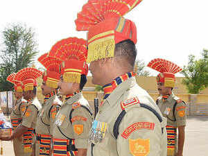 The chief of Pakistan Rangers called up BSF DG DK Pathak urging the Indian side to stop its retaliatory firing.