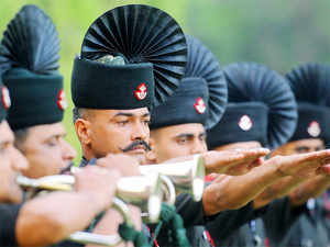 The Army today said it was imparting training to residents of frontier areas so that they can differentiate between terrorists and Indian jawans and help them check cross-border infiltration.