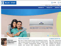 Air-conditioner maker Blue Star today reported a standalone loss of Rs 5.79 crore for the second quarter ended September 30, 2015 on account of exceptional loss.