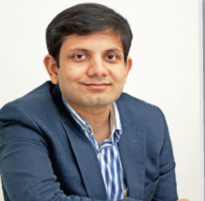 When i joined, the billing calculations and preparation of certain other estimation documents were completely manual, says Vivek Srivastava.