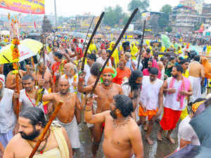 Kumbh mela could soon be nominated by the Indian government for inscription on the global Intangible Cultural Heritage list by Unesco.