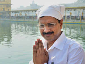 Interacting with 23-year-old Geeta for almost 20 minutes through a sign language interpreter, Kejriwal offered her every possible help .