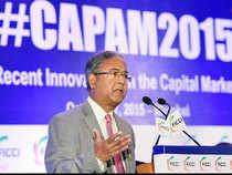 SEBI Chairman, U K Sinha.