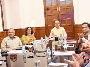 FM Jaitley today launched two taxpayer friendly measures -- eSahyog and PAN camps -- with a view to streamlining the taxation procedure.
