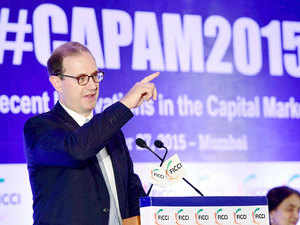Mark Wiseman, President and CEO, Canada Pension Plan Investment Board (CPPIB).