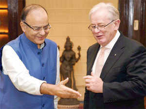 Australia's Trade Minister Andrew Robb today said the comprehensive economic cooperation pact must respect India's sensitivities on its farm sector