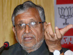Sushil Kumar Modi alleged that the grand secular alliance was hatching a conspiracy to take away five per cent reservation quota of the OBCs and give it to minorities to further its votebank politics