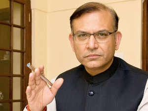 The government is planning to lower its stake in IDBI Bank as it wants the troubled lender to transform the way Axis Bank has done, Minister of State for Finance Jayant Sinha said