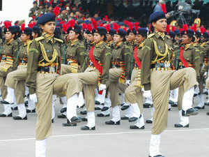 In a first, border guarding force ITBP has decided to deploy women personnel in combat duties at its high-altitude posts along the Indo-China border.
