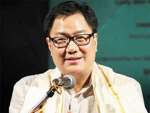 """The exact situation that led to his arrest – the detail has not come yet. We were just given the information that he has been arrested,"" Rijiju said."