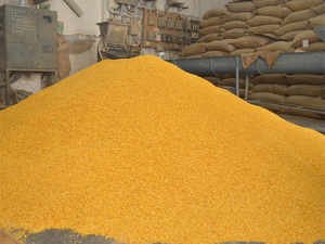 """There may be limited stocks and prices may go up slightly next week if there are many buyers,"""" said a veteran wholesaler of pulses."""