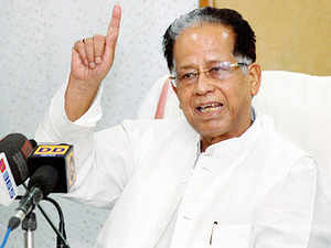 Tarun Gogoi hinted at a tie-up with the AIUDF, AGP, the Left parties and newly formed party of activist Akhil Gogoi to contest 2016 assembly polls.