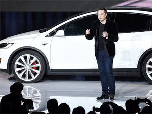 Tesla plans battery plant in India: Elon Musk - The Economic Times