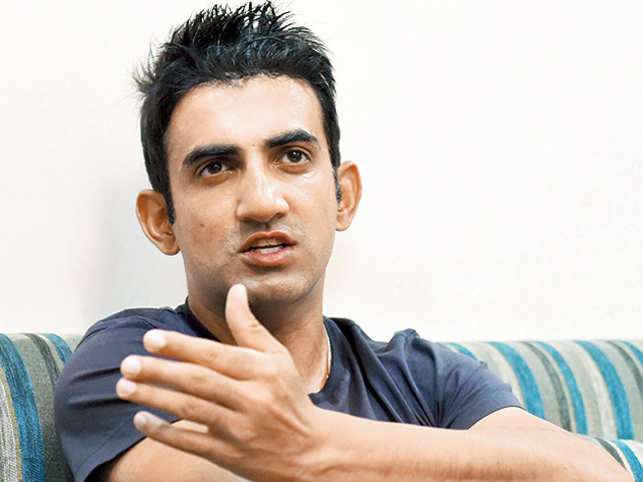 The  externally quiet-looking Gambhir had a heated exchange with Bengal's Manoj Tiwary in a recent Ranji Trophy match.