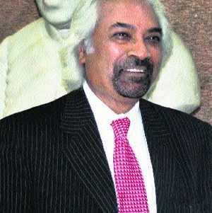 Sam Pitroda, chairman, National Knowledge Commission