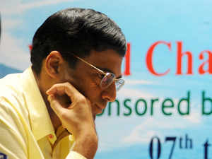 The draw against Liren Ding came after Anand did not convert a seemingly superior position against Dutch GM Anish Giri in the opening round.