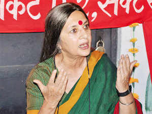 """Police raids not to unearth black money but to unearth imaginary cow meat, vah Modi! #KeralaHouse,"" CPI(M) politburo member Brinda Karat said."