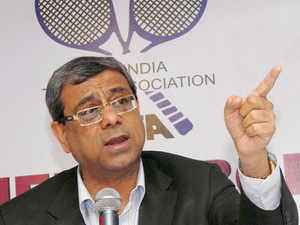"""Senior sports administrator Anil Khanna today said that he has """"no desire to continue"""" as the president of the All India Tennis Association."""