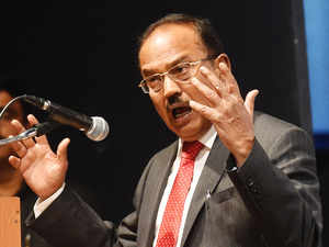 "Doval said the troops deserve the compliments as they ""did not leave their area"" despite the other side conducting the patrols which led to confrontation."
