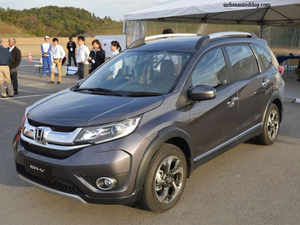 Honda showcased a lineup of models at the 44th Tokyo Motor Show 2015 here and unveiled a new fuel cell vehicle (FCV) named Clarity Fuel Cell.