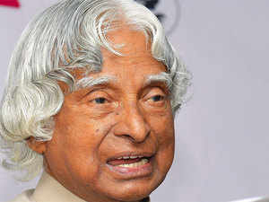 "The party also urged the Centre to ""hand over"" the belongings of Kalam to Delhi government in case it lacks the required resources and space to create a memorial for the late president."
