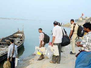 Pollution control boards of Uttar Pradesh and Uttarakhand today drew flak from National Green Tribunal for failing to take and suggest measures for cleaning of river Ganga.
