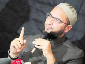 AIMIM chief Asaduddin Owaisi was today arrested on charge of violation of Model Code of Conduct and later released on bail in Bihar's Purnia district, an official said.