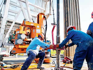 ONGC has embarked on a belt-tightening exercise following a sharp drop in oil and gas prices that have started hurting its profit, its finance chief said.